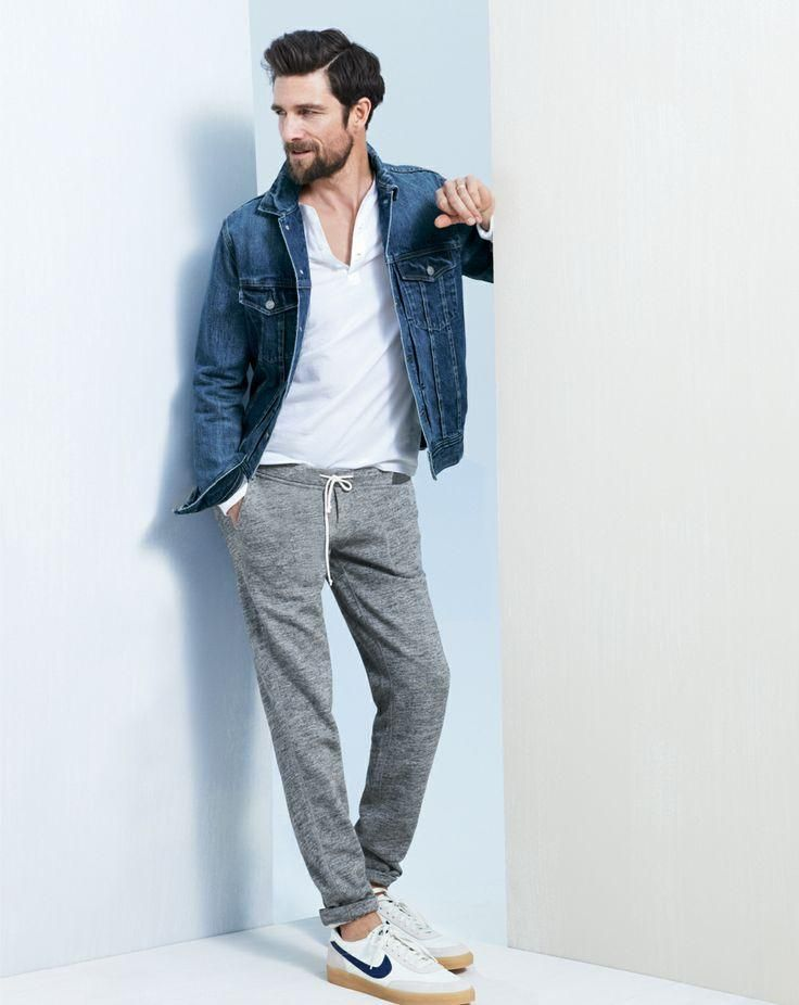 J Crew Mens Fashion Magazine