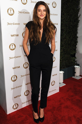Style Watch Shailene Woodley Style Not Trend